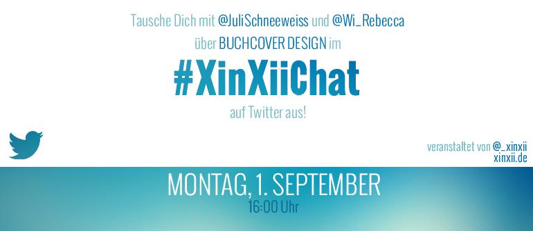 Der 1. XinXii Twitter Chat für Self-Publisher