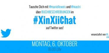 #XinXiiChat zum Verfassen von Buchbeschreibungen