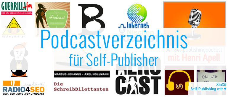 Die besten Podcasts für Self-Publisher
