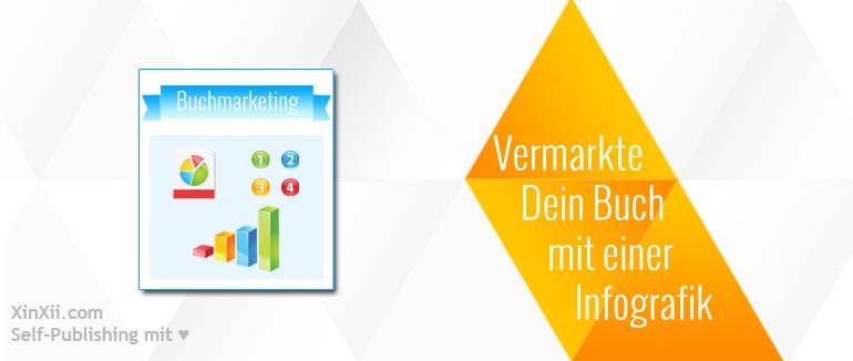 Vermarkte Dein E-Book mit Infografiken!