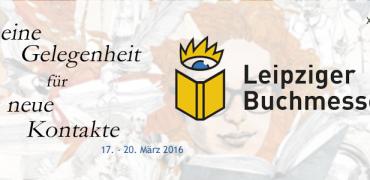 Leipziger Buchmesse 2016: Literatur und Vernetzung